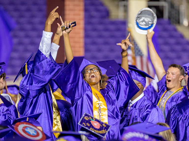 Spring Commencement 2018